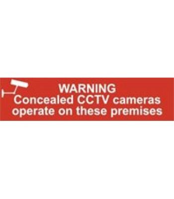 Sign Mini CCTV Camera