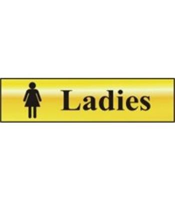 Sign Mini Ladies