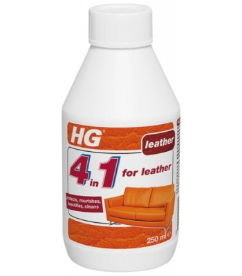 HG Leather Cleaner 4 in 1
