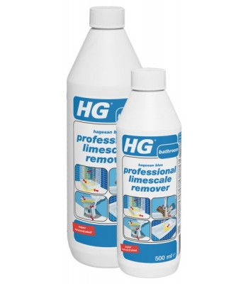 HG Limescale Remover Professional
