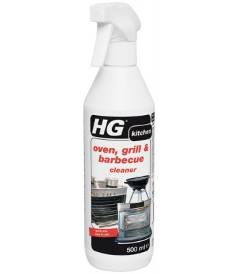 HG Oven / BBQ Cleaner