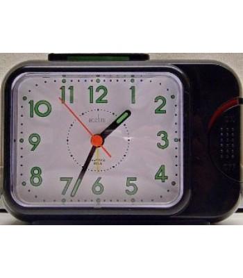 Alarm Clock Acctim Sonnet Black