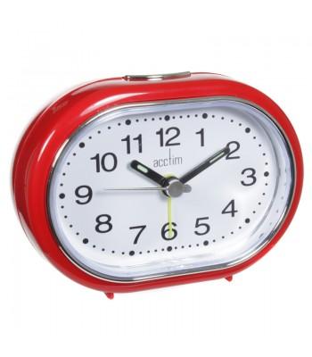 Alarm Clock Acctim Red Tern