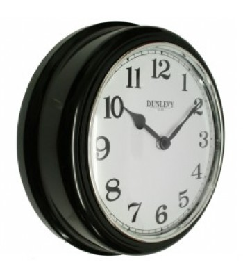 Wall Clock CL2001 Black