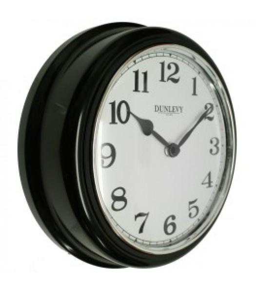 Wall Clock CL2001 Black