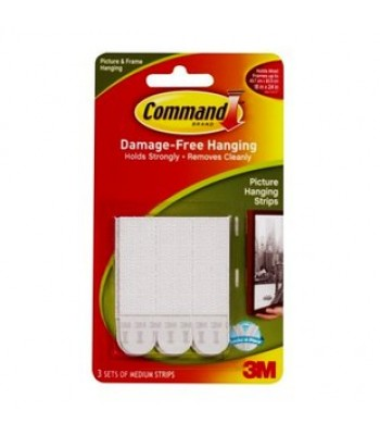 Command Picture Strips - Medium