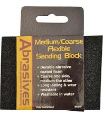 Sanding Sponge Medium/Coarse