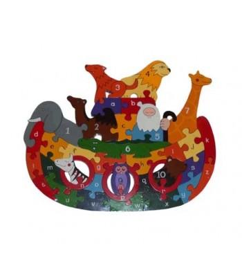 Alphabet Jigsaw Alphabet Ark