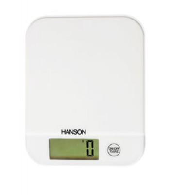 Kitchen Scales Digital Hanson H1060