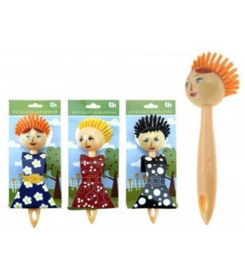 Dish Brush Novelty