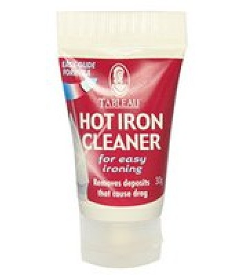 Hot Iron Soleplate Cleaner Tableau