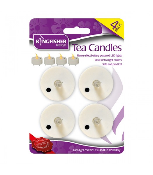 Tea Light Battery Operated