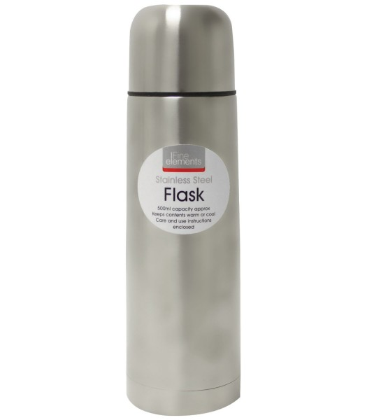 Flask Stainless Steel 1L