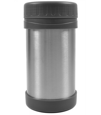 Food Flask Stainless Steel 0.5L