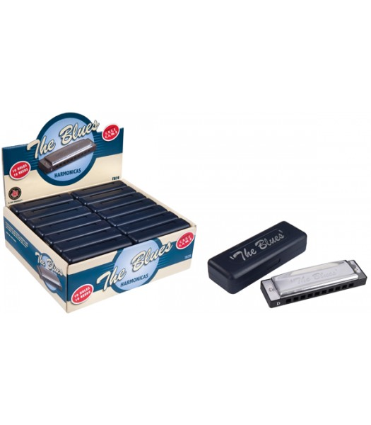 Harmonica 'The Blues' Key C