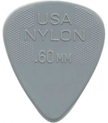 Plectrum Nylon Dunlop 60