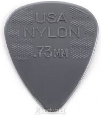 Plectrum Nylon Dunlop 73