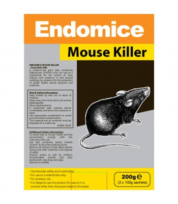 Endomice Mouse Killer 200g