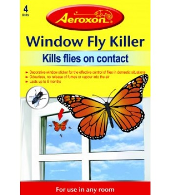 Window Fly Killer Butterfly