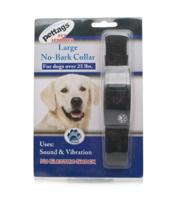 No Bark Dog Collar Large GS0017