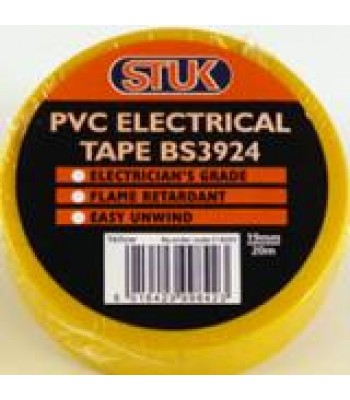 Insulating Tape 20m Yellow