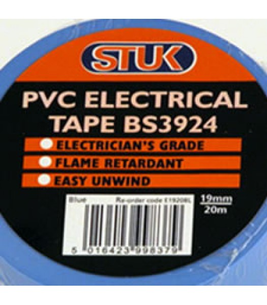 Insulating Tape 20m Blue