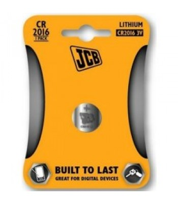 Battery Button CR2016 JCB