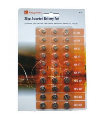 Battery Assorted Button