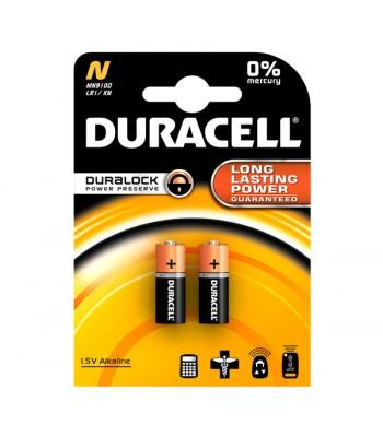 Battery LR1 / N Duracell Pk 2