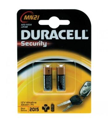 Battery MN21 Duracell Pk 2